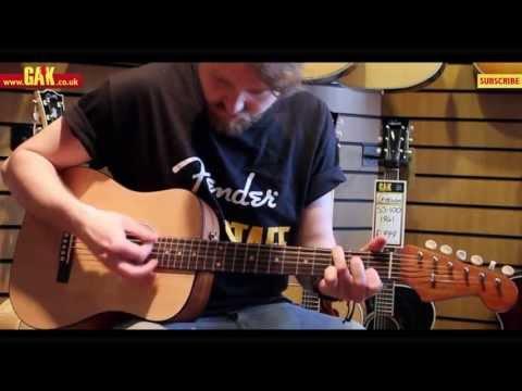 Fender - Newporter Traveler Demo at GAK