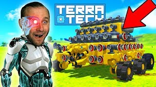 I FINALLY GOT THE BLOCK!! - TerraTech #7
