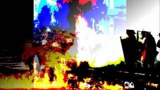 BLACK FLAG-Spray paint-