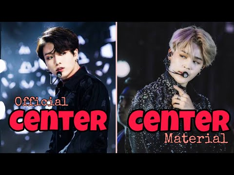 Who could also be the CENTER?