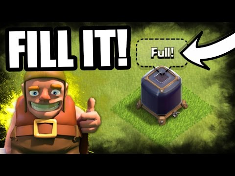 THIS STRATEGY = MAX DARK ELIXIR FAST!! - Clash Of Clans