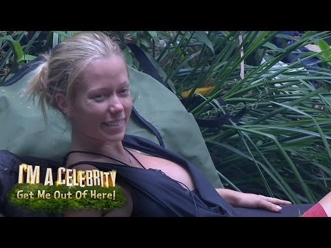 Kendra Goes On Strike | I'm A Celebrity... Get Me Out Of Here!