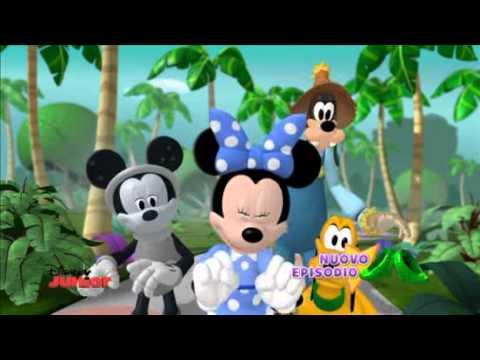 La casa di topolino il mago di dizz spot 30 sabato for La fattoria di topolino