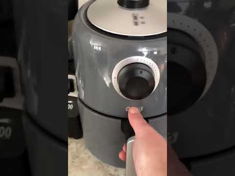 Dash Air Fryer Part 1 Of 2