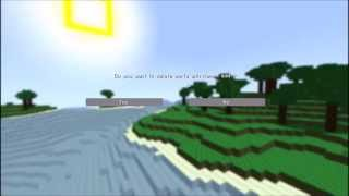 Minecraft Game Maker | BlockTopia | Ver 0.5