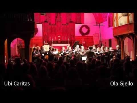 Hamilton Choir Project - Ubi Caritas