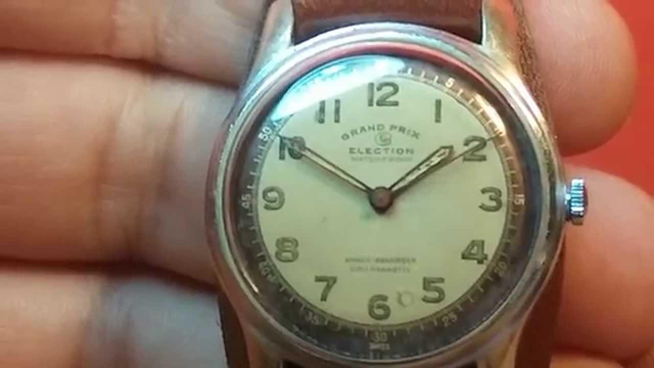 af273e8099cf Antiguo reloj de caballero