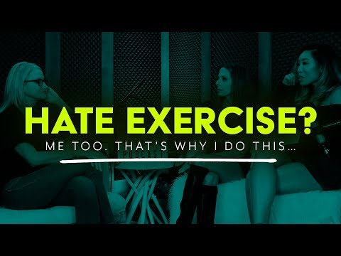 Hate Exercise? Me Too...That's Why I Do This | Mel Robbins