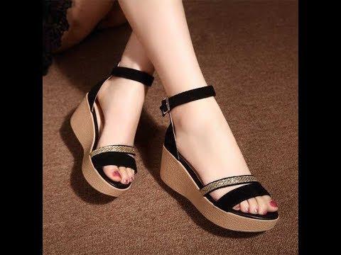 Sandal Wanita Model Sandal Lebaran Tahun Ini 14