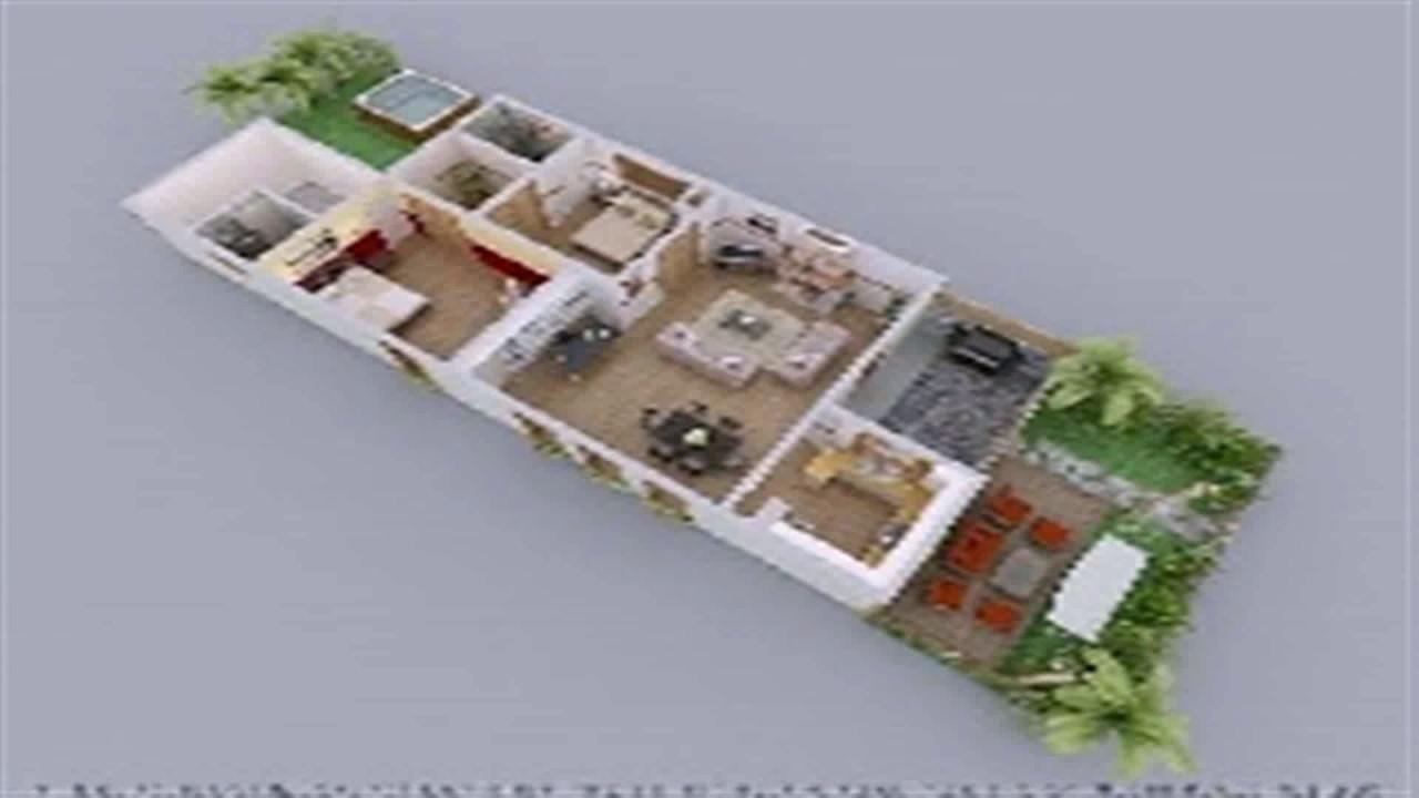 Floorplan 3d V11 Remodel Home Design - YouTube