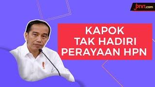 Perayaan HPN 2020, Jokowi: Insan Pers adalah Teman Saya Sehari-hari - JPNN.com