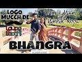 BHANGRA ON LOGO MUCHH DE |LAUNG LAACHI |AMRIT MAAN AND MANNAT NOOR
