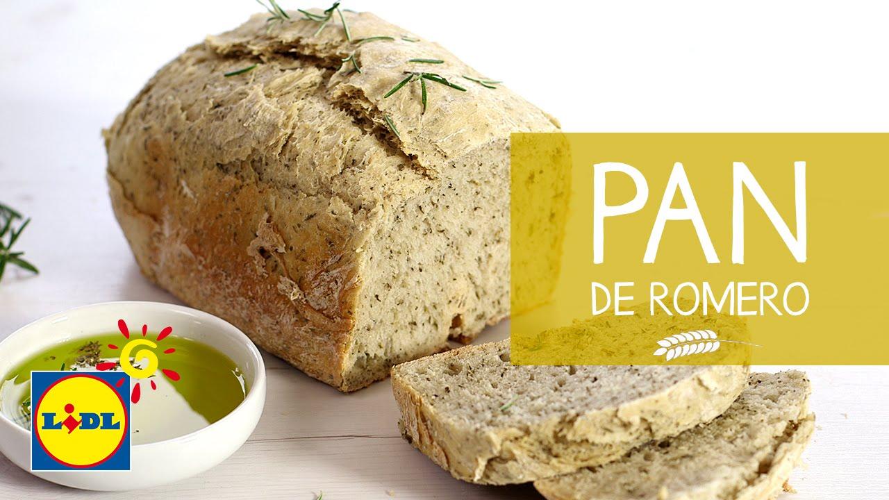 Pan De Romero - Recetas Panificadora