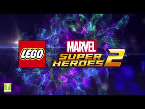 NEW LEGO Marvel Super Heroes 2 Gamescom Trailer