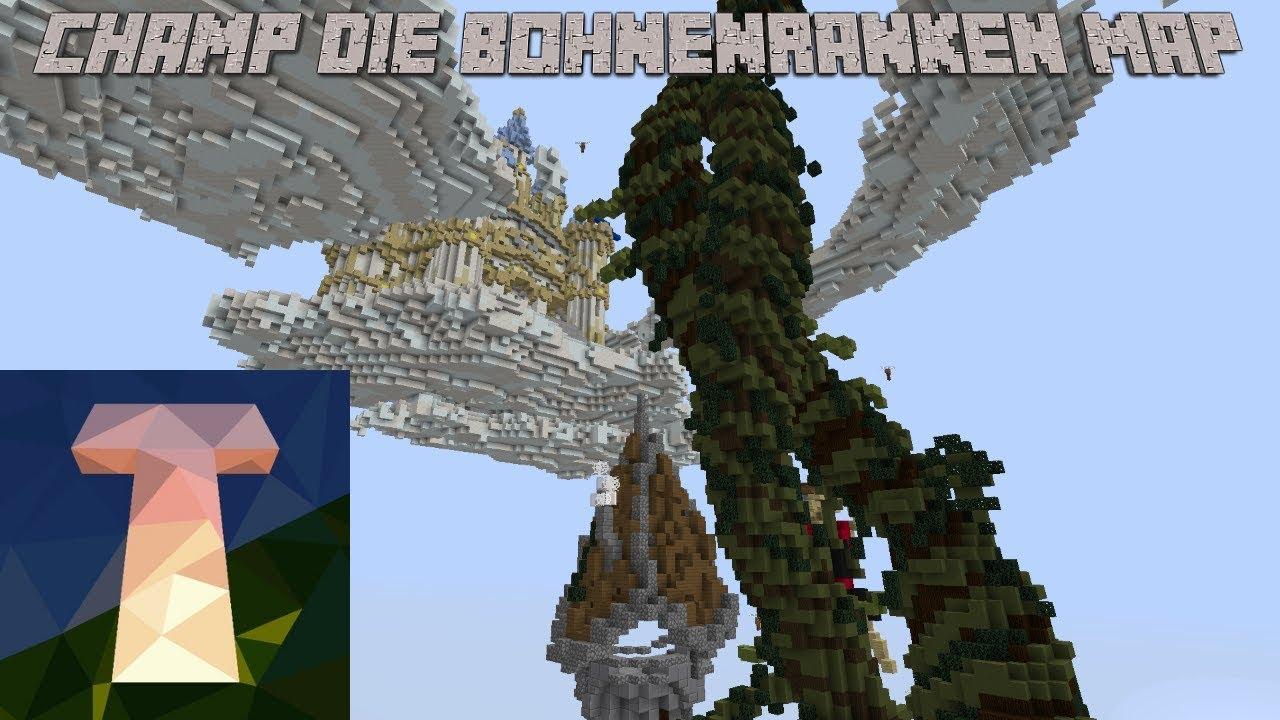 "Timolia Champ: Die ""Bohnenranken"" Map."
