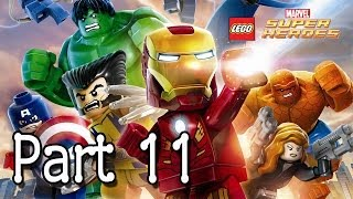LEGO: Marvel Super Heroes - Thor (Asgard) - Part 11
