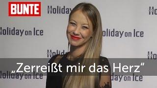 """Alessandra Meyer-Wölden - """"Es zerreißt mir das Herz""""   - BUNTE TV"""