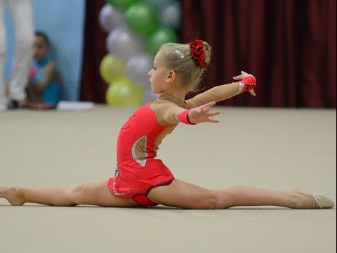 Rhythmic Gymnastics Competition - Miami