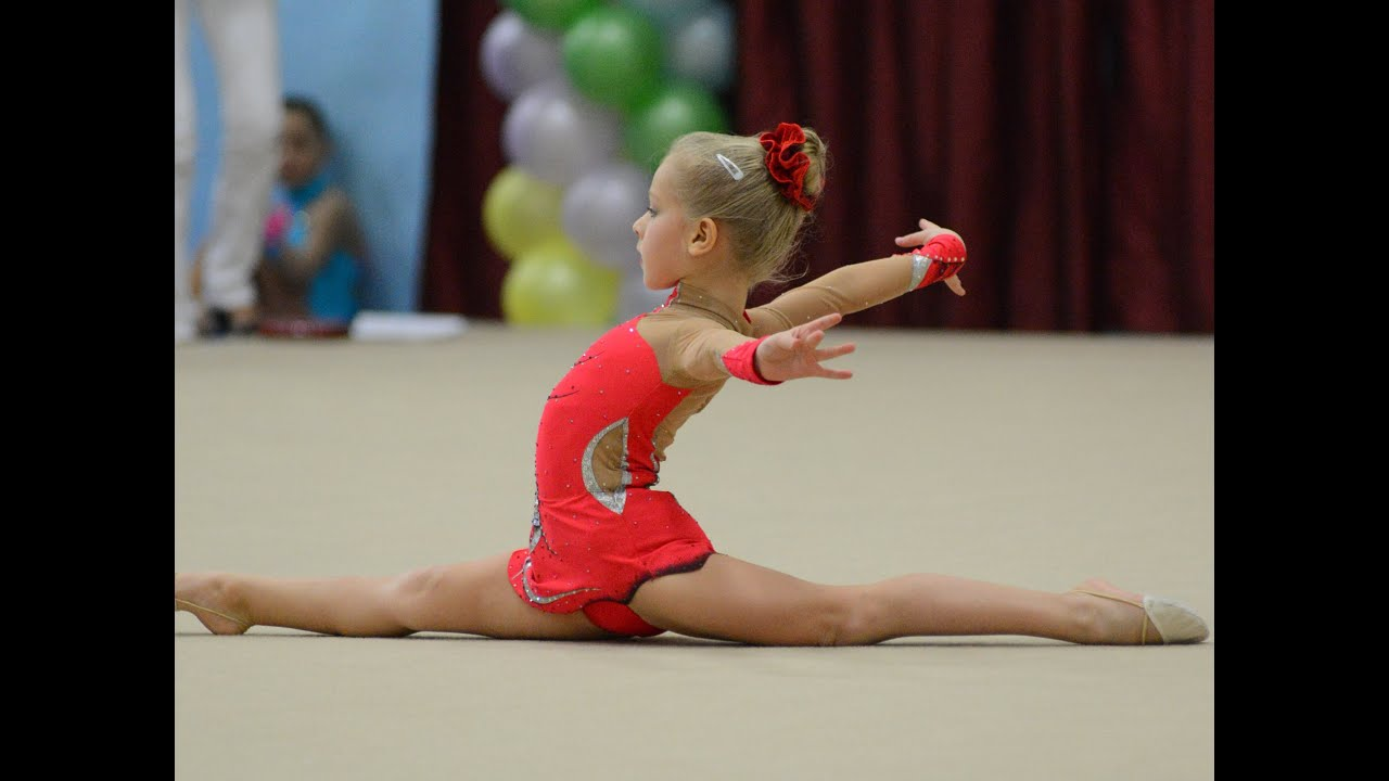 Rhythmic Gymnastics Competition Miami Youtube