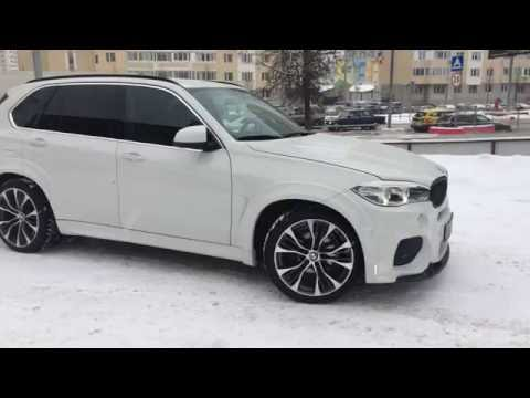 Body Kit For BMW X5 F15 Berkut White-Fire