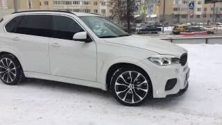 Body kit for BMW X5 F15 Berkut White-Fire