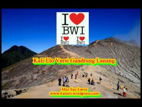 Kali Elo Versi Gandrung Lanang