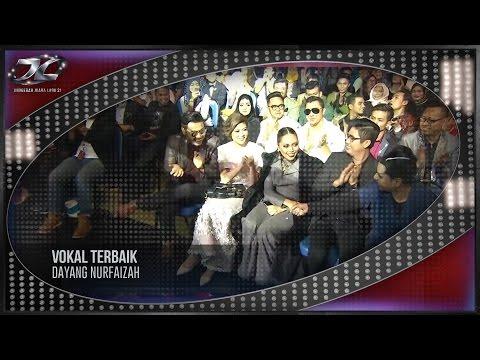 #AJL31 | Pemenang Vokal Terbaik | Dayang Nurfaizah - Lelaki Teragung