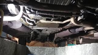 Начало работ по Чайке ГАЗ 14. Замена масла в АКПП и моторе, она поедет? Ремонт и реставрация.
