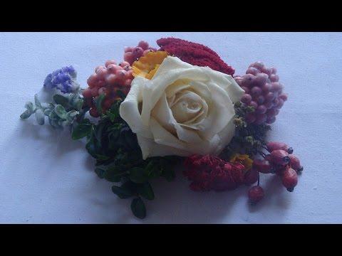 Blumen mit Wachsüberzug konservieren ❁ Deko Ideen mit Flora-Shop