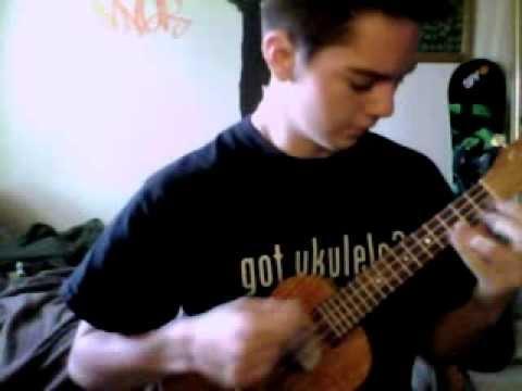 upbeat ukulele song i wrote!!!