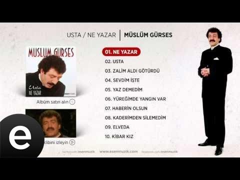 Ne Yazar (Müslüm Gürses) Official Audio #neyazar #müslümgürses