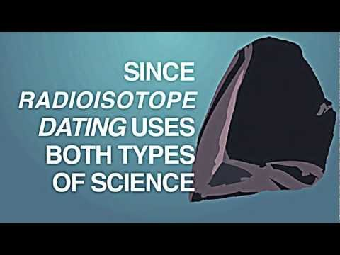what is radioactive dating quizlet