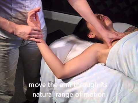 Active mobilization for pectoralis - Orthopedic Massage New York