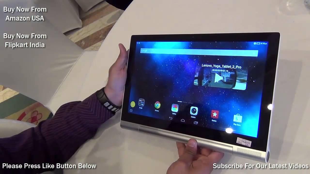 Купить планшет lenovo yoga tablet 2 10. 1 32gb lte dock black (1051l) по доступной цене в интернет-магазине м. Видео или в розничной сети магазинов. Изображение на экране с диагональю 10,1 дюйма и разрешением 1920 х 1200 пикселей яркое и чёткое, а современная ips матрица гарантирует.