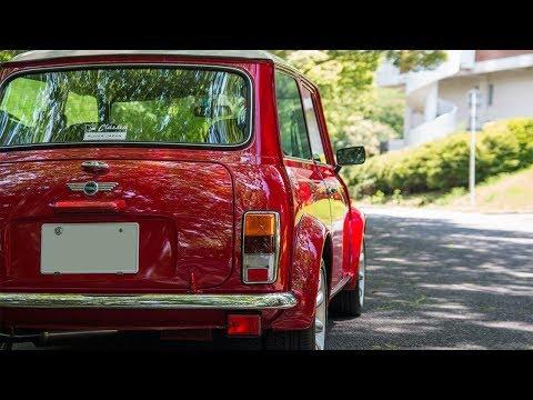 ローバー ミニ クーパー 40th アニバーサリー リミテッド | rover mini cooper 40th Anniversary limited