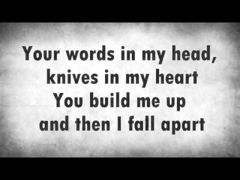 Human - Christian Perri - Lyrics Video