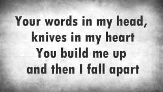 Repeat youtube video Human - Christian Perri - Lyrics Video