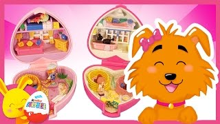 Histoire Polly Pocket: Mathilde adopte un chien ou chat-Jouet enfant-Touni Toys Titounis