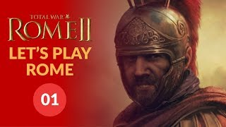 Total War: Rome 2 (Rise of the Republic DLC) | THE S.P.E.Q.R. - Rome Lets Play 01