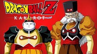 The Android Saga Begins! Dragon Ball Z: Kakarot Gameplay Walkthrough Part 7