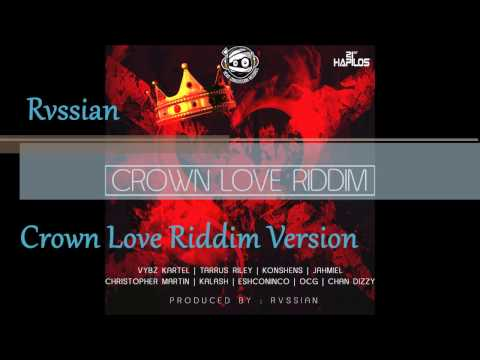 Dj P-Ranks - Crown Love Riddim Mix [Head Concussion Records] [PROMO ONLY]