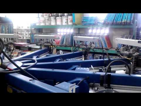 SCREEN PRINTING MACHINE PUERTO RICO 2