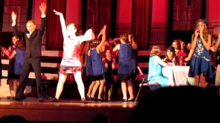 Bugsy Malone North Middle School Fat Sams Grandslam 2013