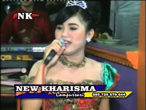 Megat Tresno - Anggun   New Kharisma asuuuiiikkk