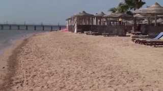 Amwaj Blue Beach Resort & Spa - July 2014 - Hotel's Beach & Seaside Thumbnail