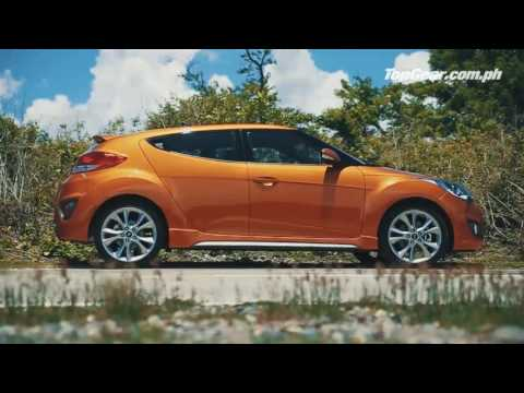 We drive the Hyundai Veloster hundreds of kilometers to Pangasinan