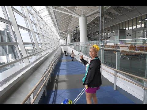 Inside Chubu Centrair International Airport @ Nagoya ( English Subtitle )