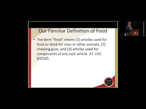 Food Safety Modernization Act Update, Barbara Rasco WSU