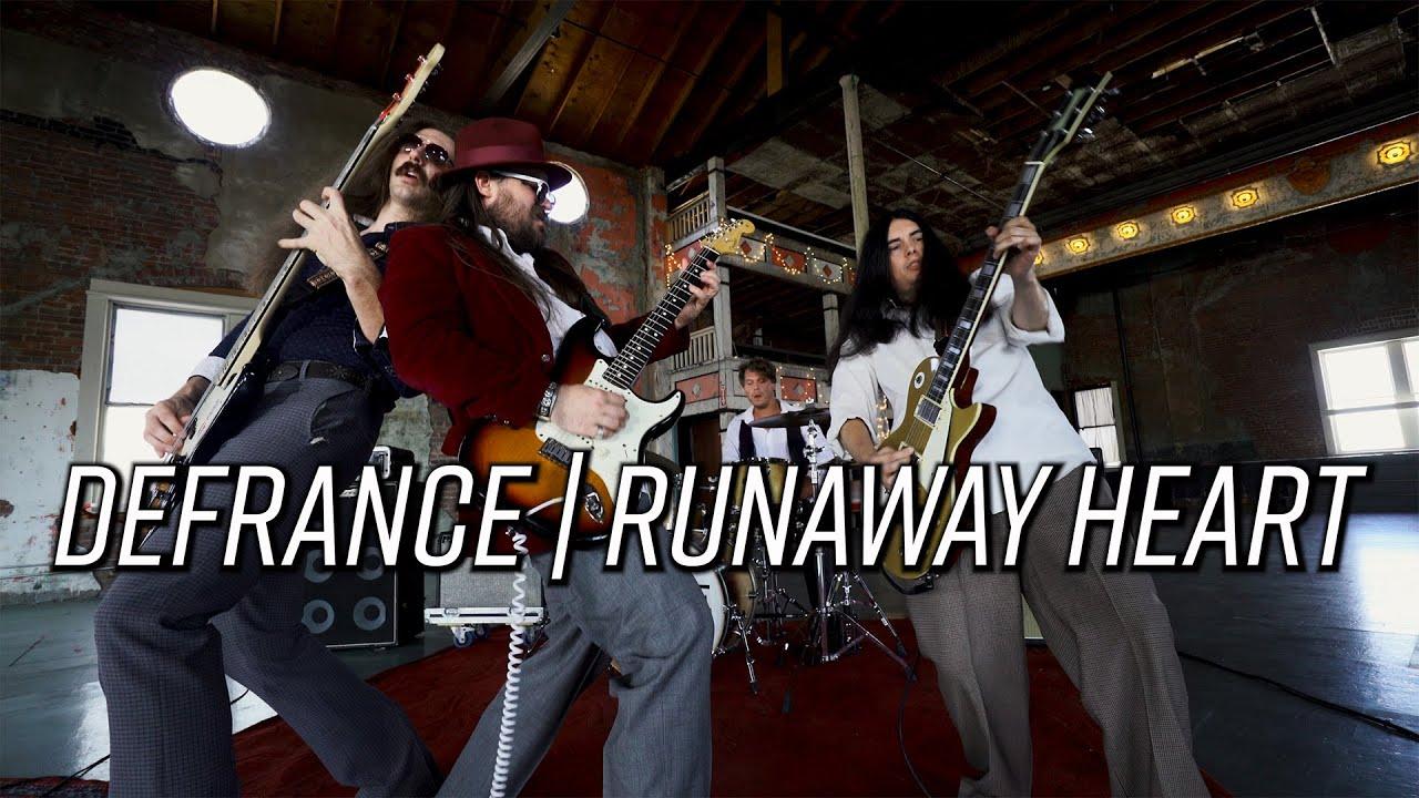 DeFrance - Runaway Heart 4K
