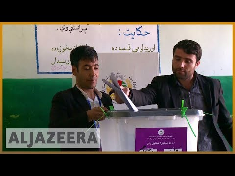 🇦🇫 Afghanistan extends voting after polling stations fail to open | Al Jazeera English